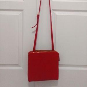 🆕 red crossbody purse - Joe Fresh NWOT